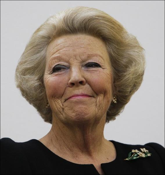 Koninging Beatrix