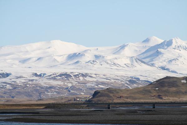 The Eyjafjallajökull