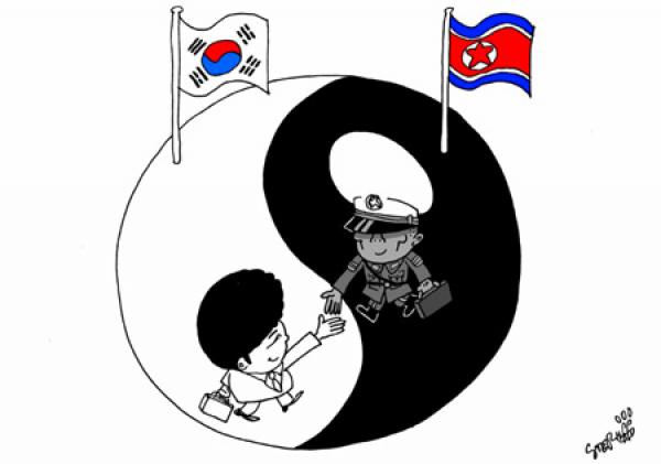 North- and South Korea